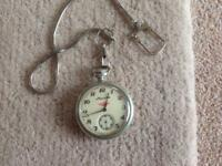 Russian Railwayman's Pocket Watch