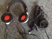 RIG Plantronics headphones