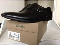 Men's black shoes size 10