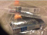 2 genuine Canon ink cartridges