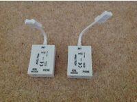 Two brand new BT ADSM modem/phone filters