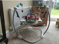 Fisher Price Discover and Grow Jumparoo. In good condition with original box