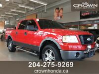 2006 FORD F-150 SUPERCREW 4WD - AS TRADED