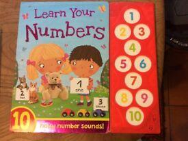 Children's kids books 1 - 4 years