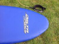 Kids foam soft top surfboard