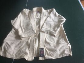Childs Judo suit new
