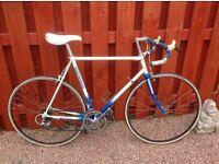 Unisex retro benino iron man racing bike vgc