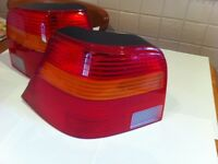 VW Golf 2004 - Rear Complete Light Units - Both sides available