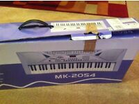 Acoustic solutions brand new keyboard!