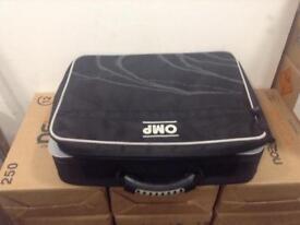 OMP mechanics tool carry bag in black