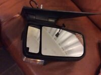 Ford Transit Mk8 front right wing mirror 2014 -on