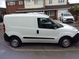 Van Vauxhall Combo Ecoflex very clean nearly new