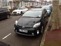 ##### PRICE REDUCED ##### Toyota Prius for sale 65reg Black t-spirit