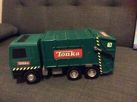 Tonka bin lorry