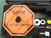 Excalibur Caravan Wheel Lock