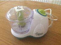 Baby food blender (Tommee tippee)