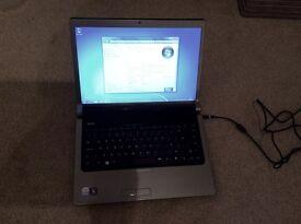 Dell studio laptop £90 back lit keyboard, New Battery