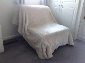 IKEA folding single fold-away chair bed. Very good condition, hardly used. Perfect for sleepovers