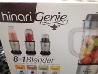 Hinari Genie 8 in 1 blender