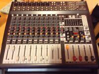 Behringer pmp 4000 mixing desk