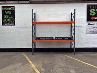 Dexion speedlock pallet racking 1750x900x2730mm £88.00 + VAT (£105.60 INC VAT)