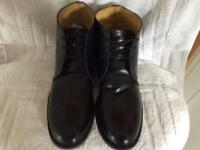 George boots Pentant leather size 10