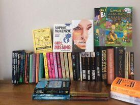 44 popular Teenage Books