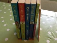 Six Piece Roald Dahl Collection