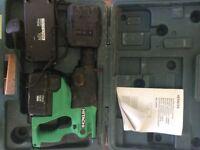Hitachi 24v cordless drill