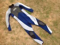 GUL wetsuit child's size 71cm chest 8/9yrs and GUL boots