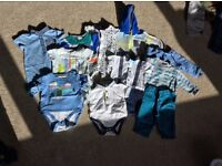 Baby boys ted baker bundle