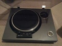 Mint . Sony tts8000 turntable . No tonearm . May px . No offers .