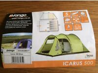 Vango Icarus 500 tent - UNUSED