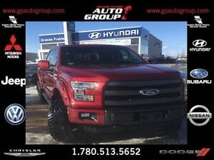 2015 Ford F-150 Built Ford Tough
