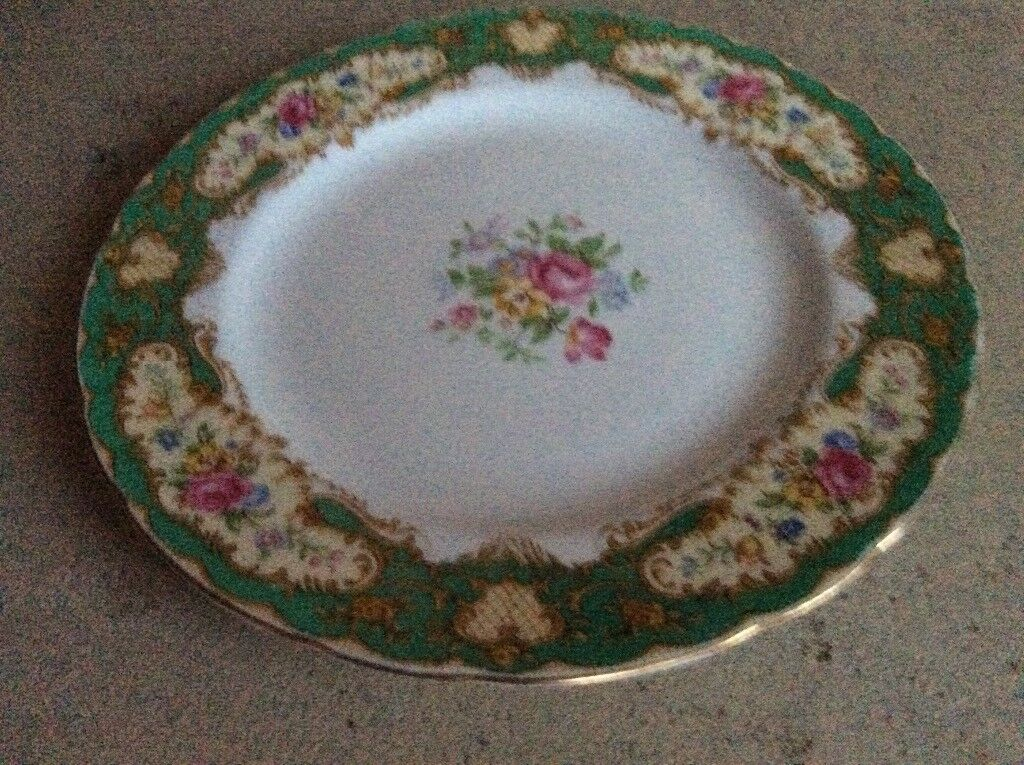 15 old plates for sale various designs. | in Hertford ...