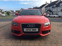 Audi A4 2.0TDI CR (170 BHP) Special Edition S Line