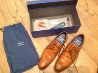 Barker men's shoes size 8