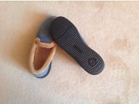 Hotter ladies slippers size 9