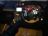 Nissan 350Z GT with freshly reconditioned engine full extras and upgrades