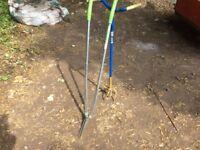 Garden Claw & Long Handled Lawn Shears