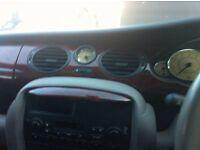 Rover 75 connoisseur se Tourera