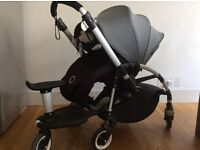 Bugaboo Bee 3 with wheeler board and cocoon