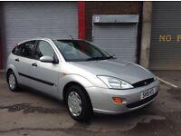 2001 Ford Focus CL 1.4 full year mot cheap 5 door hatchback
