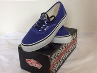 Brand new in box, Purple Vans size UK 1 (EUR 32)