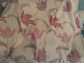 Lovely pair of brand new curtains for sale