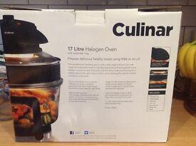 Culinar 17 litre halogen oven