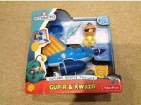Octonauts Gup R & Kwazii play set