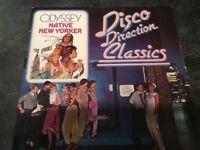 "Odyssey- Native New Yorker - 12"" Single 1977"