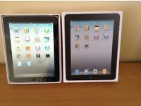 Apple iPad 1st Generation 16gb, WIFI, 9.7in screen in Black and Silver