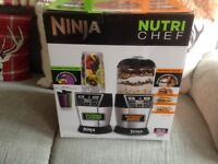 New boxed unwanted gift Ninja Nutri Chef and Nutri Bowl